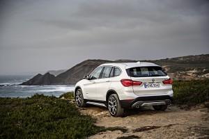 BMW X1 2015 arriere