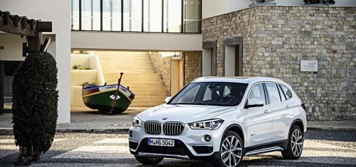 nouveau BMW X1 2015
