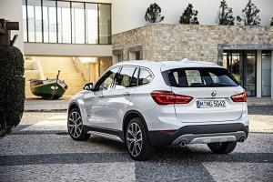 BMW X1 2015 photo