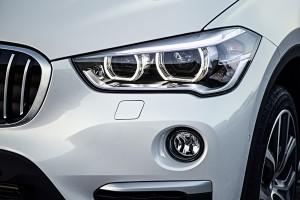 BMW X1 2015 feu avant