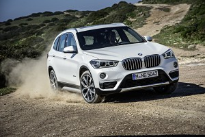 BMW X1 2015 tout terrain