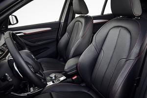 BMW X1 2015 siege avant