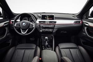 BMW X1 2015 sieges avant