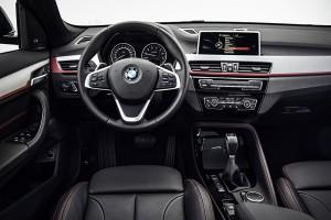 BMW X1 2015 commandes