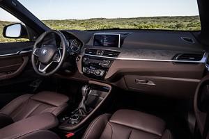 BMW X1 2015 finition interieure
