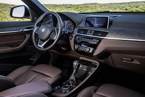 BMW X1 2015 ordinateur de bord