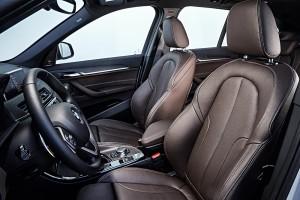 BMW X1 2015 fauteuils avant