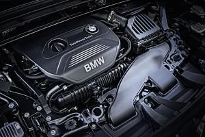 BMW X1 2015 moteur