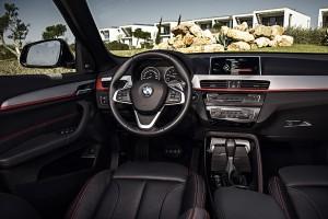 BMW X1 2015 tableau de bord