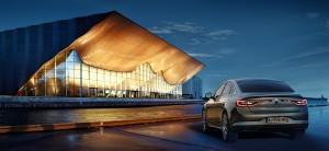 vue arriere Renault Talisman
