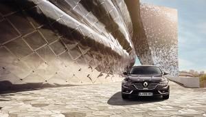 face avant Renault Talisman
