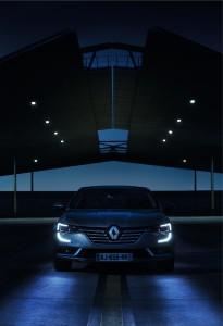 feux led avant Renault Talisman