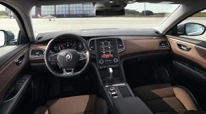 tableau de bord Renault Talisman
