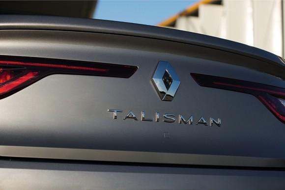 coffre Renault Talisman