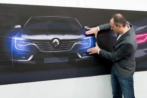 designer Renault Talisman