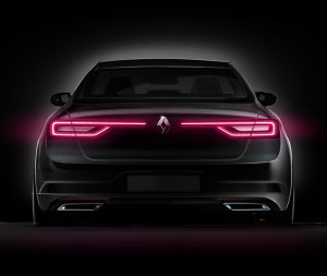 phares arriere Renault Talisman