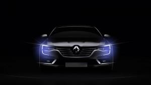 full led avant Renault Talisman