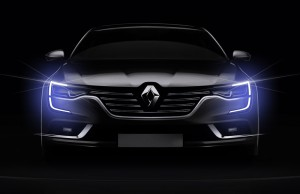 led avant Renault Talisman