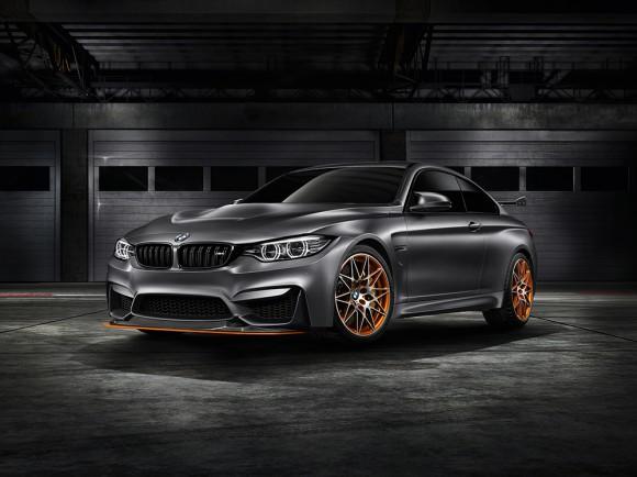 BMW M4 GTS concept avant