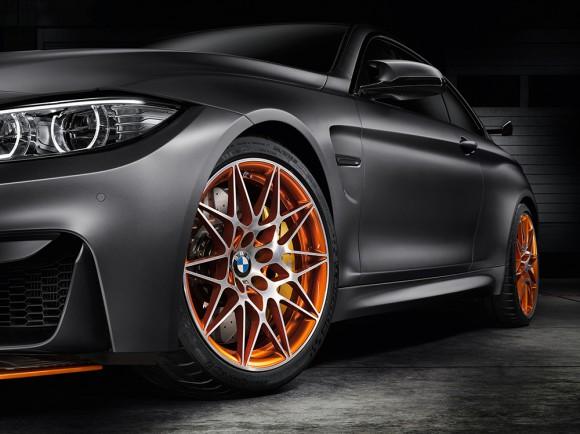 BMW M4 GTS concept roue avant