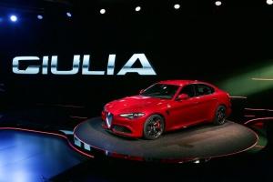 nouvelle Giulia Alfa Romeo