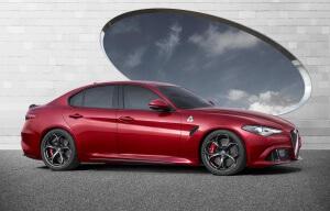 Profil Alfa Romeo Giulia