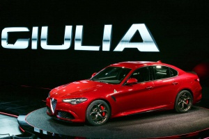 photos new Alfa Romeo Giulia