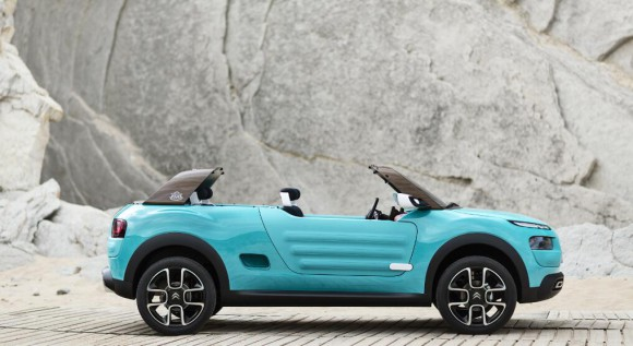 Citroen cactus M concept francfort 2015 (2) photo