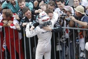 Ecurie MErcedes AMG F1