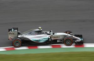 Mercedes AMG Formule 1