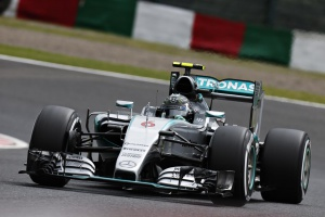 Team Mercedes AMG Formule 1 Japon 2015