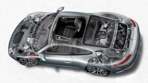 nouveau moteur porsche 911 2016