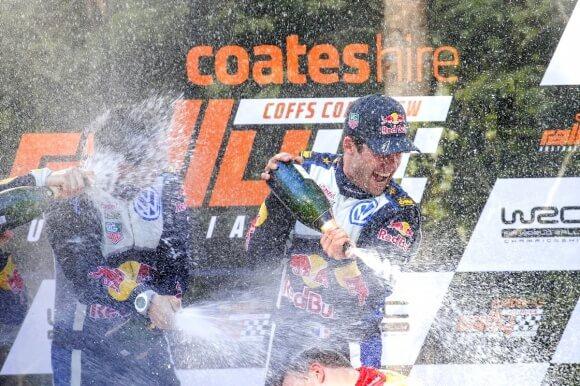 ogier ingrassia champions du monde rallye 2015