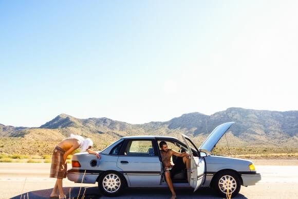 panne voiture