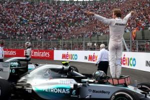 ROSBERG nico grand prix mexique 2015