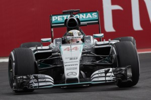 grand prix mexique mercedes hamilton