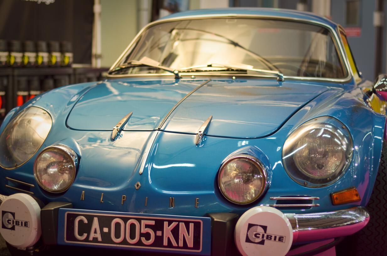 salon auto toulouse 2015 Alpine Renault.
