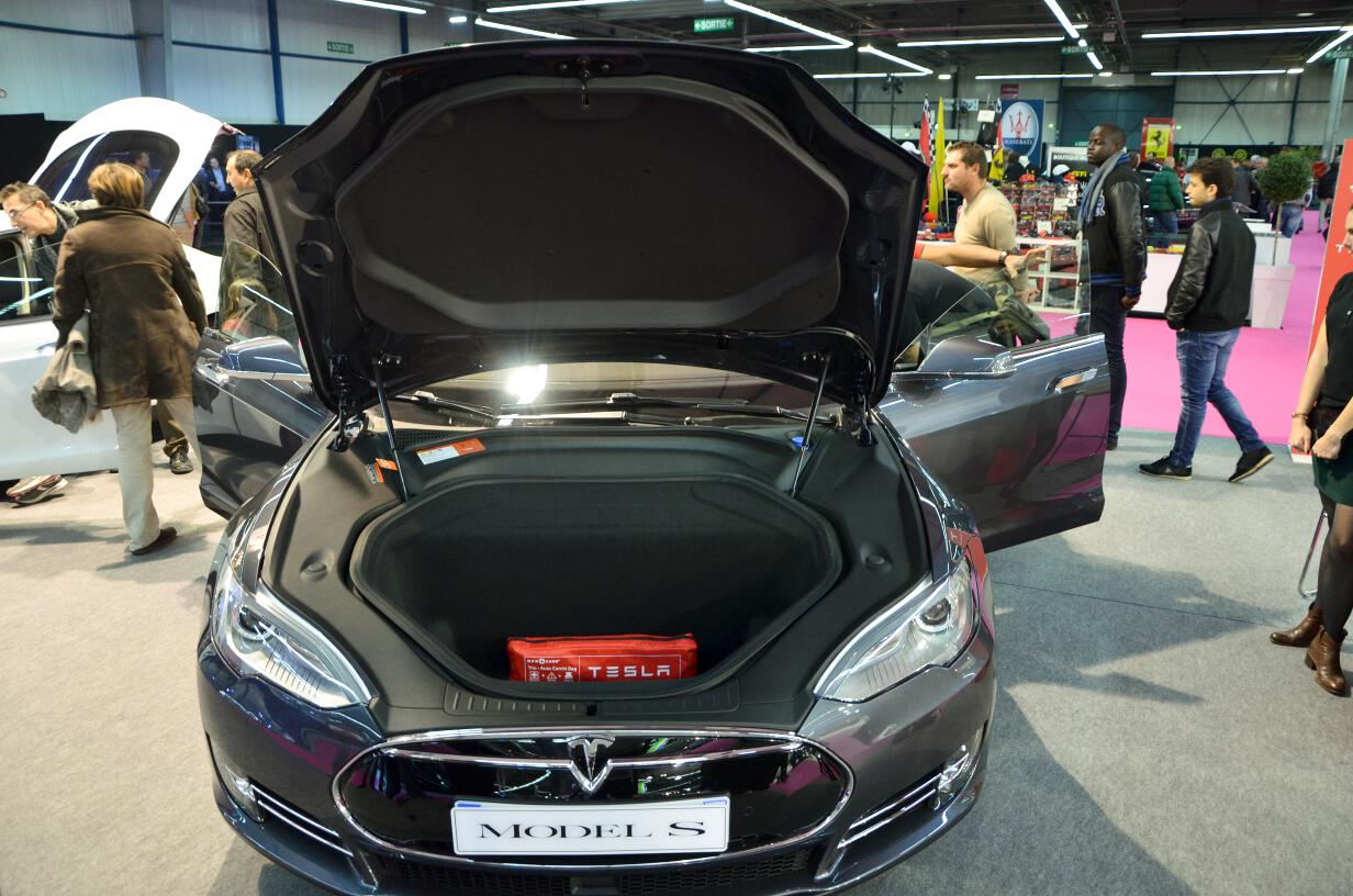 salon auto toulouse 2015 tesla