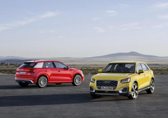 Audi q2 crossover