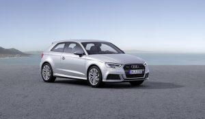 Audi A3 restylee couleur Florett Silver