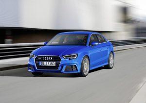 A3 Audi couleur Ara Blue