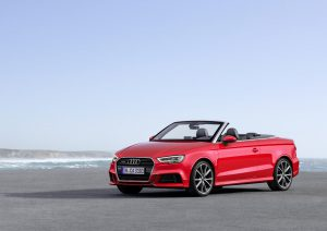 Cabriolet A3 Audi Misano Red