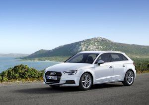 Audi A3 2016 Glacier White
