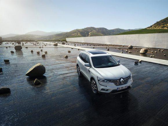 toit Renault Koleos 2016