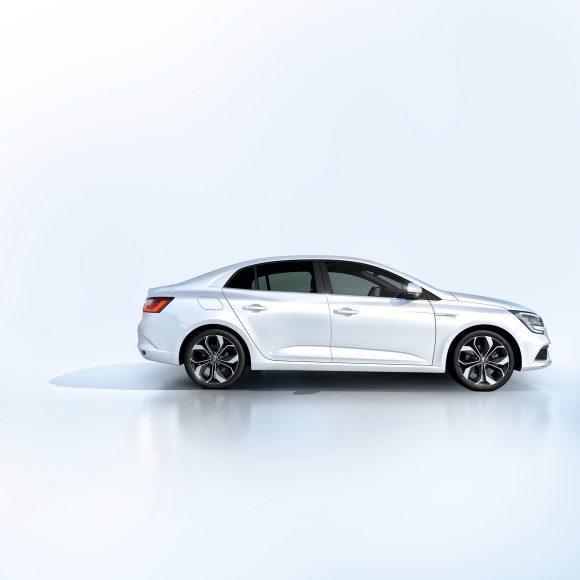 Renault Megane Sedan profil