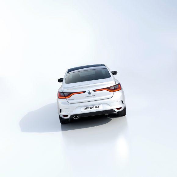 Renault Megane Sedan arrière