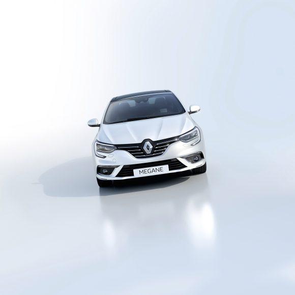 Renault Megane Sedan face avant