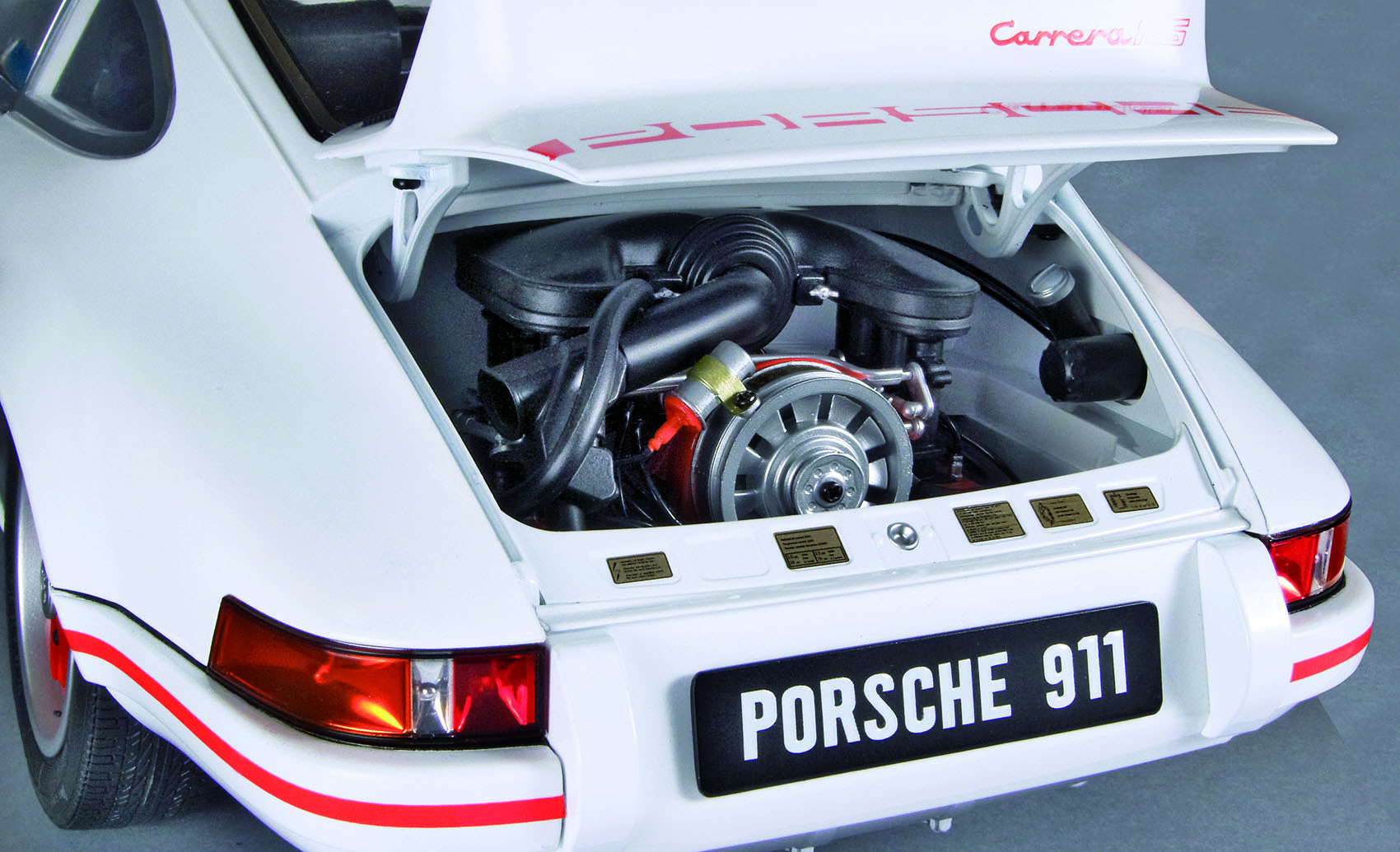 porsche-911 Carrera 911 RS 2.7