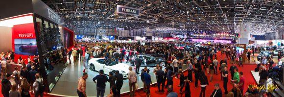 Photo Salon de l'auto Geneve 2017