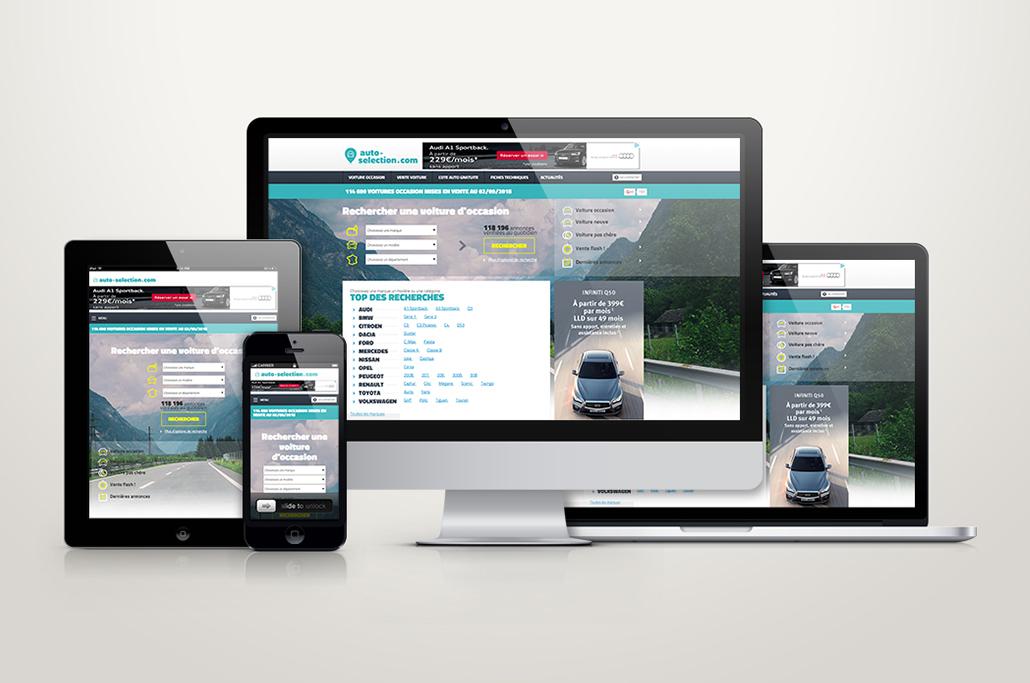 auto selection site d'annonce de vente de voiture